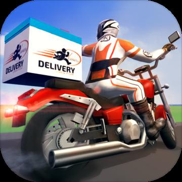 摩托快递骑手手游
