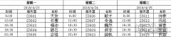 传奇世界H5之仗剑天涯4.23~4.29开服表 最新开服表内容