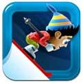 滑雪大冒险原版