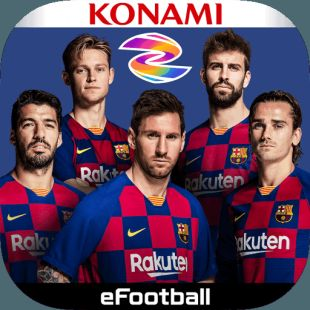 实况足球手机游戏
