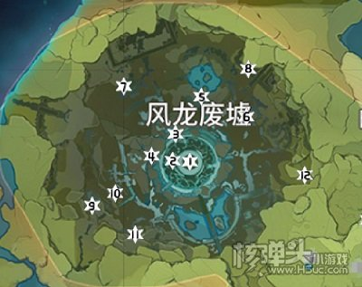 原神全风神瞳位置汇总 66个位置风神瞳位置一览