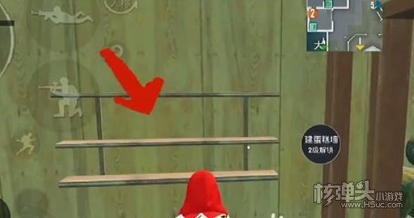 和平精英小红帽与大灰狼BUG怎么卡