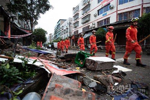 四川泸县6.0级地震已致3死146伤