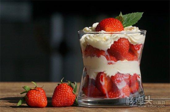 蚂蚁庄园9月29日 奶油草莓的得名是因为该品种的草莓