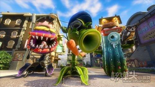 植物大战僵尸花园战争3最新破解版